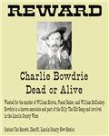 Charlie Bowdry Wanted