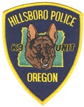 Hillsboro Police Canine