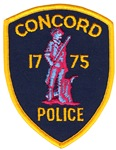 Concord Massachusetts Police