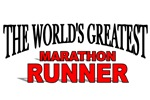 The World's Greatest Marathon Runner
