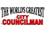 The World's Greatest City Councilman