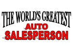 The World's Greatest Auto Salesperson