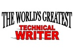 The World's Greatest Technical Writer