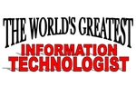 The World's Greatest Information Technologist