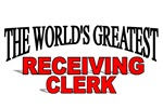 The World's Greatest Receiving Clerk