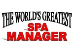 The World's Greatest Spa Manager
