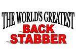 The World's Greatest Back Stabber