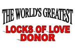 The World's Greatest Locks of Love Donor