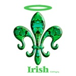 Irish Saint