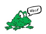 frog woof