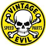 Vintage Evil 007A