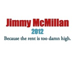 Jimmy McMIllan 2012