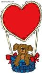 Bear, Heart