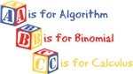 A is for Algorithm