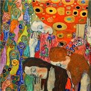 Klimt - Hope II