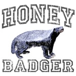 Honey Badger Grunge