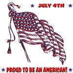 Flag Proud