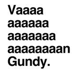 Vaaaaaaaaan Gundy Custom Tee