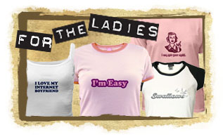 tees FOR the LADIES