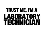 Trust Me, I'm A Laboratory Technician