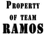 Property of team Ramos.