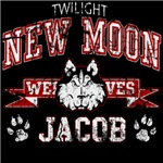 New Moon Jacob Black t shirts