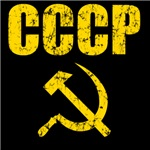 CCCP Hammer and Sickle