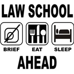 Law School Ahead