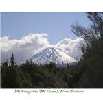Mt Tongariro (Mt Doom)