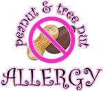 Peanut & Tree Nut (pink)
