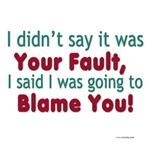 Blame-Fault