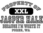 Property of Jasper Hale