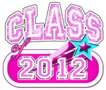 Class of  2012 All Star Pink