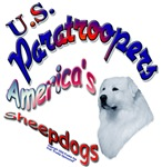 US Paratroopers Sheepdogs