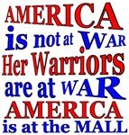 America Is Not At War