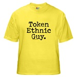 Token Ethnic Guy