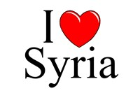 I Love Syria