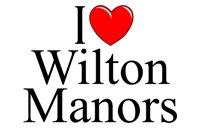 I Love (Heart) Wilton Manors, Florida