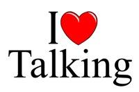 I Love Talking