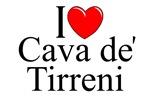 I Love (Heart) Cava de' Tirreni, Italy