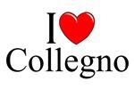 I Love (Heart) Collegno, Italy