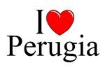 I Love (Heart) Perugia, Italy