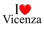 I Love (Heart) Vicenza, Italy