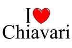I Love (Heart) Chiavari, Italy