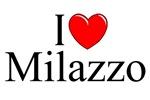 I Love (Heart) Milazzo, Italy