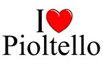 I Love (Heart) Pioltello, Italy