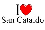 I Love (Heart) San Cataldo, Italy