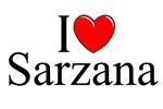 I Love (Heart) Sarzana, Italy