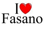 I Love (Heart) Fasano Italy
