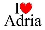 I Love (Heart) Adria, Italy